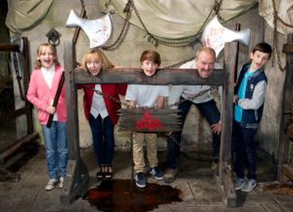 London Dungeons a fun day out for the family to relive past crimes