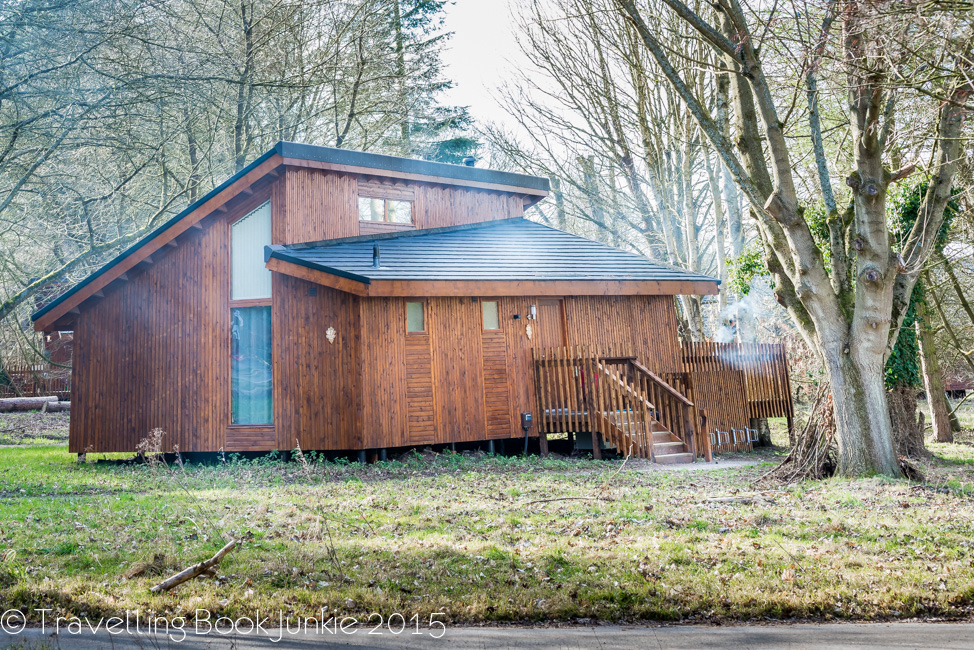 Thorpe Forest Log cabin in Norfolk, UK, Forest Holidays