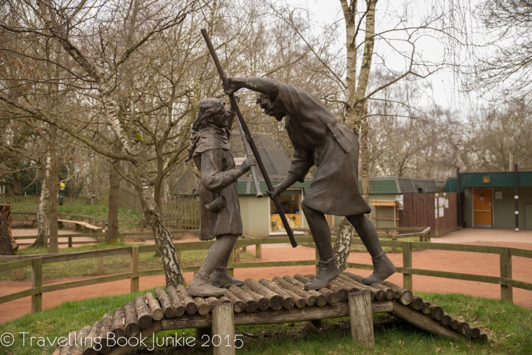 Little John Robin Hood Merry Men Sherwood Forest Legend Myth