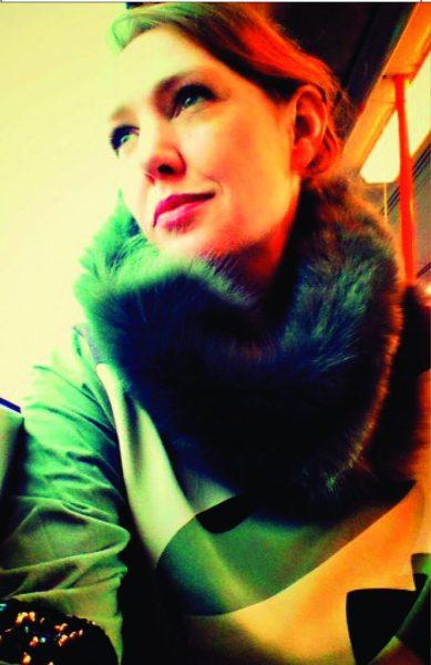 Paula Hawkins author Girl on the Train authors