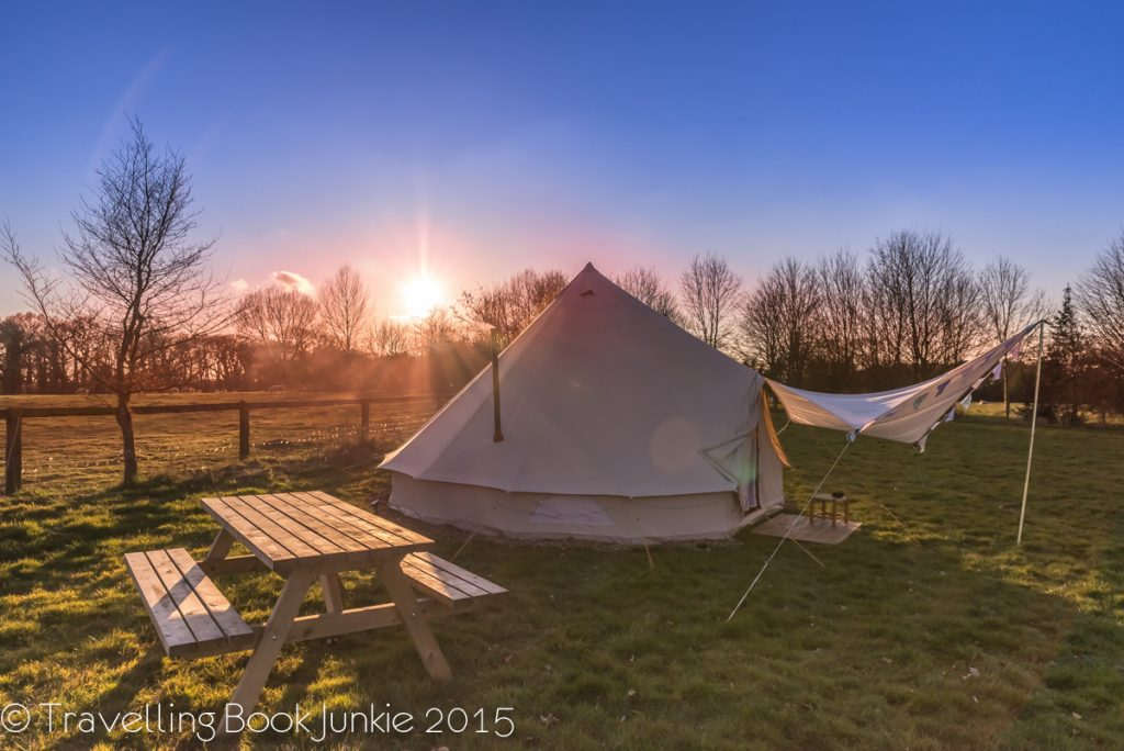 Amber Bell Tents Norfolk Glamping
