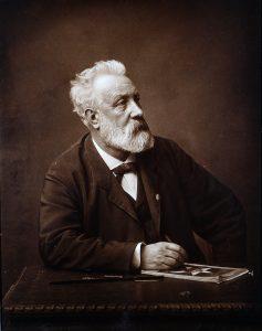 Jules Verne Author; Jules Verne Biography; Jules Verne Wrtier; Jues Verne Sci-Fi