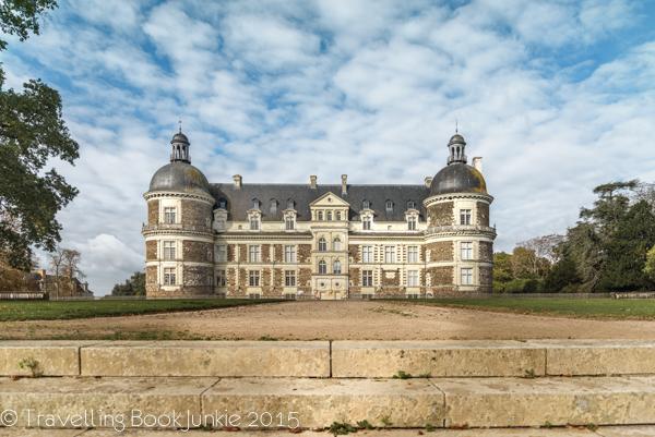 Chateau de Serrant, Loire Vally, France