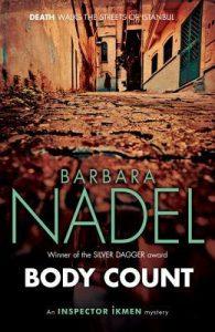 On the Bone author Barbara Nadel writes Body Count