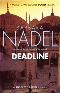 On the Bone author Barbara Nadel writes Deadline