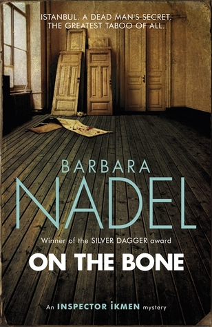 On the Bone latest Novel Barbara Nadel