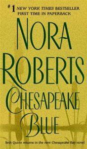 Romance novel, Chesapeake blue