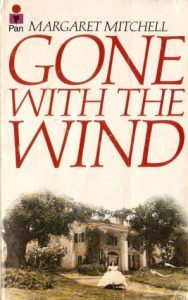 Gone with the Wind, Classic, Romance Novel, book