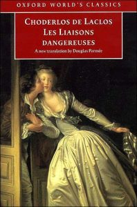 Les Liaisons Dangereuses, classic, romance novel