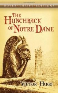 Classic novel, The hunchback of Notre Dame, Victor Hugo