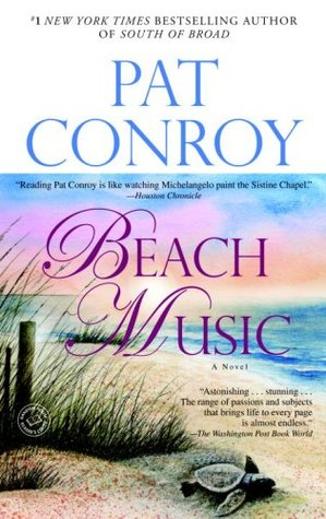 Beach Music, Pat Conroy, World Book Day