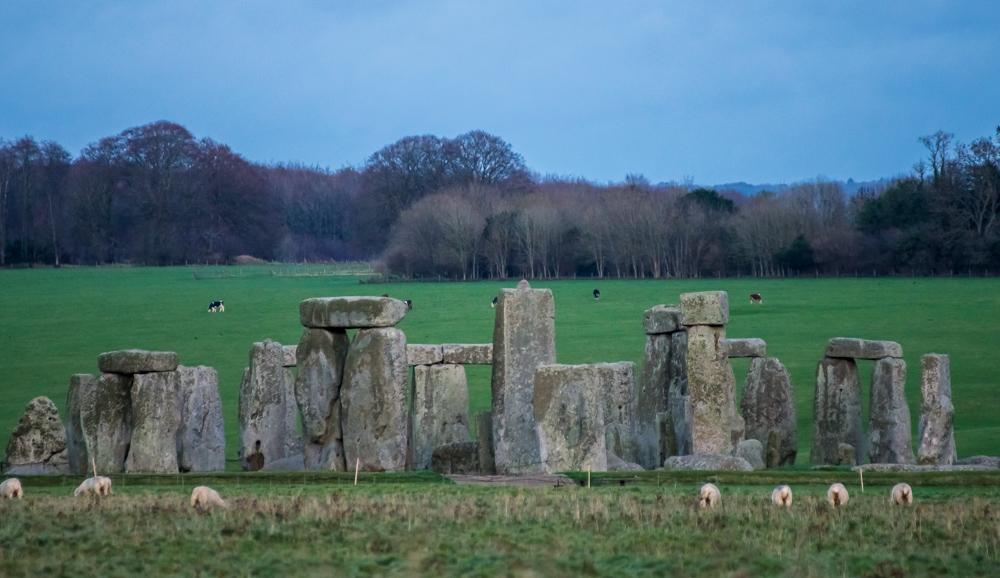 Stonehenge, Dorset, Salisbury plains