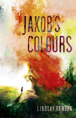 Jakob's Colours by Lindsay Hawdon, World book Day