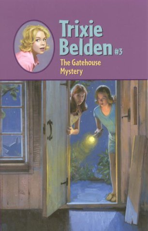 The Gatehouse Mystery, Trixie Belden, Childrens book., World Book Day