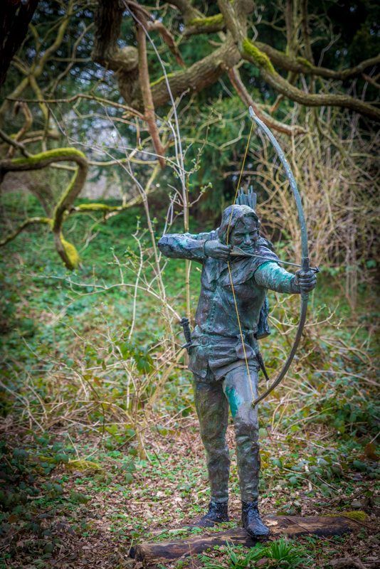 Robin Hood, Sherwood Forest, Outlaw, Band of Merry Men