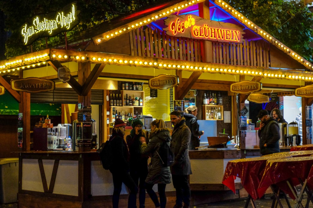 Christmas Market, Essen, Germany