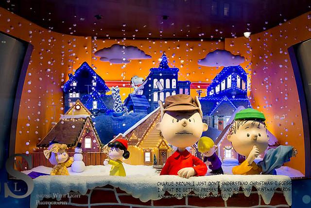 Macy's New York, Christmas Window
