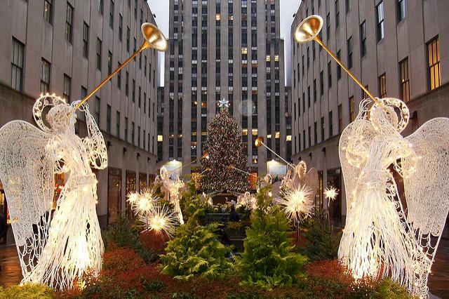 Rockefeller Christmas Tree