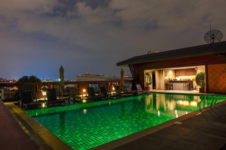 Casa Nithra, Bangkok, Thailand, Travelling. Travel. Travelling Book Junkie