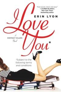 I Love You pulished January 2017, books, novel
