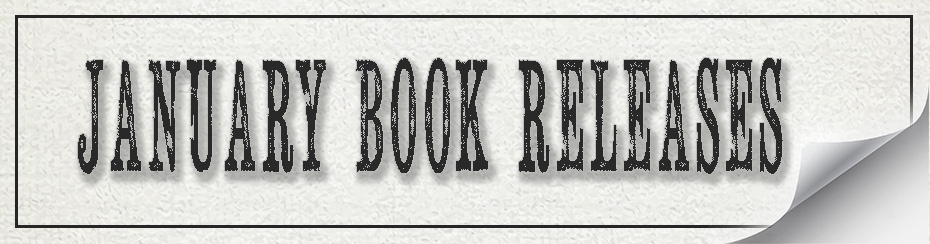 January book releases 2017