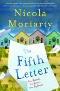 The Fifth Letter published in January 2017, books, novels