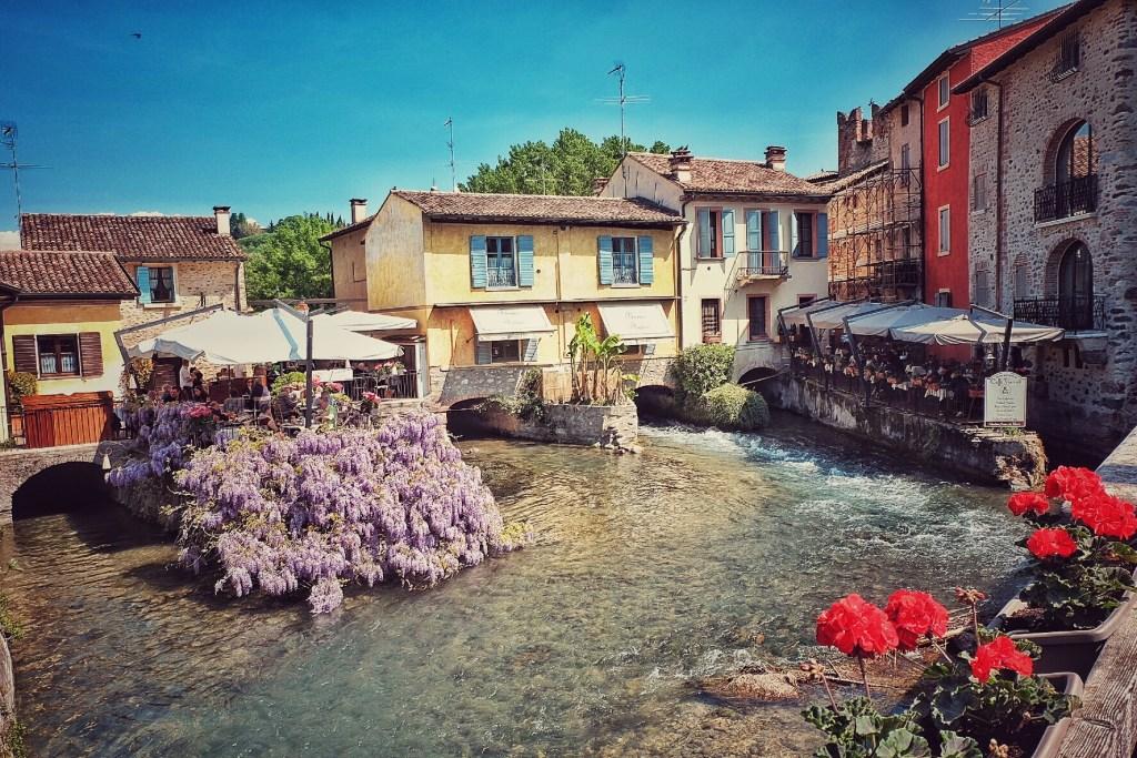 Borghetto, Italy, Lake Garda, River Mincio. Travelling, Travel, Travelling Book Junkie