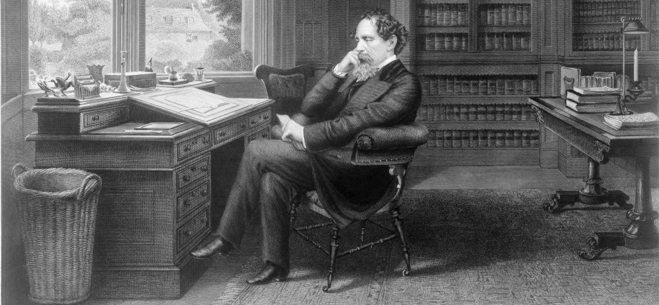 Charles Dickens, Victorian London, Author, Novelist, Writer, books, Travelling Book Junkie