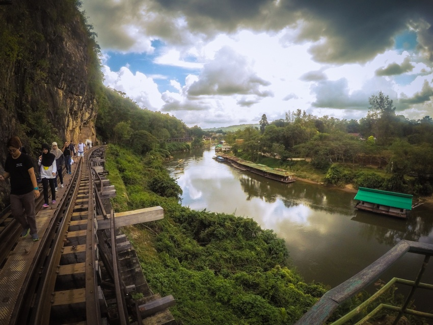 The Death Railway: Why Everyone Should Travel on It From Kanchanaburi