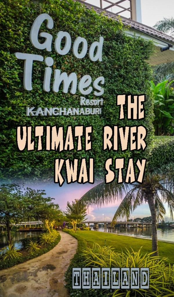 River Kwai, Kanchanaburi, Thailand, Travelling , Travel, Travelling Book Junkie