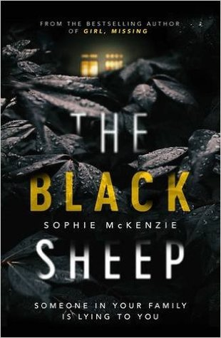 The Black Sheep, Sophie McKenzie, Febrary 2017, New Book Release, publishing, Travelling Book Junkie