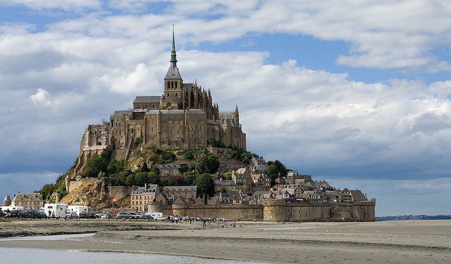 mont saint michel, france, europe, castle, fort, monastry, french, chateau, travelling book junkie, popular destinations, amazing destinations, must see places, famous places, beautiful, places, ideas for, vacation, holiday,