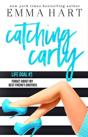 Catching Carly, Emma Hart, novel, book, fiction, romance, Travelling Book Junkie, March new release