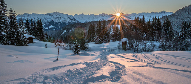 Bavaria, Germany, snow, winter, Travel, Travelling Book junkie