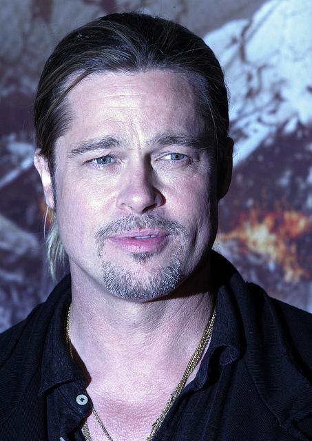 Brad Pitt, Atlantic City, America, USA, Hollywood, stars, films, Travelling Book Junkie