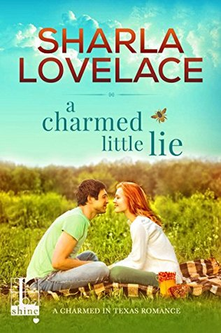 April new read, novel, book, A Charmed Little Lie, Sharla Lovelace