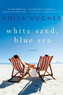 April book, new release, novel, White Sand, Blue Sea, Travelling Book Junkie, Anita Hughes