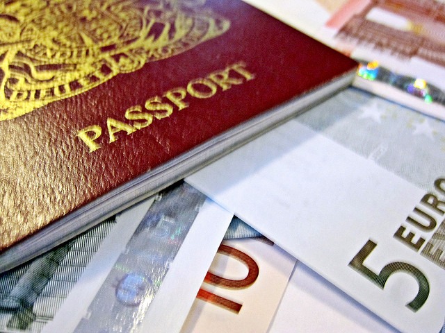 Money, Passports, Travel Protection, Travel Insurance, Travel, Travelling Book Junkie