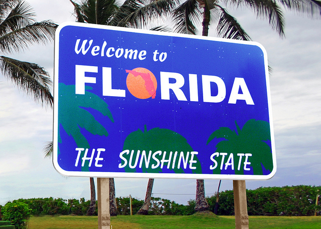 Florida, Sunshine state, beaches, Travel, Girl Trip, Travelling Book Junkie, Travel