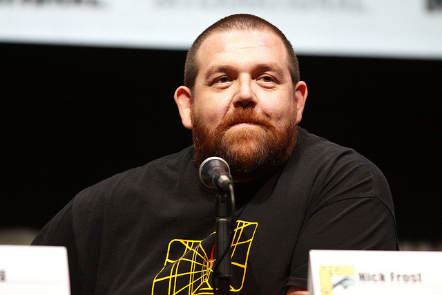 Nick Frost, Paul, Aliens, UFO's, USA, America, Travel, Film Locations, Albuquerque, New Mexico, Travelling Book Junkie