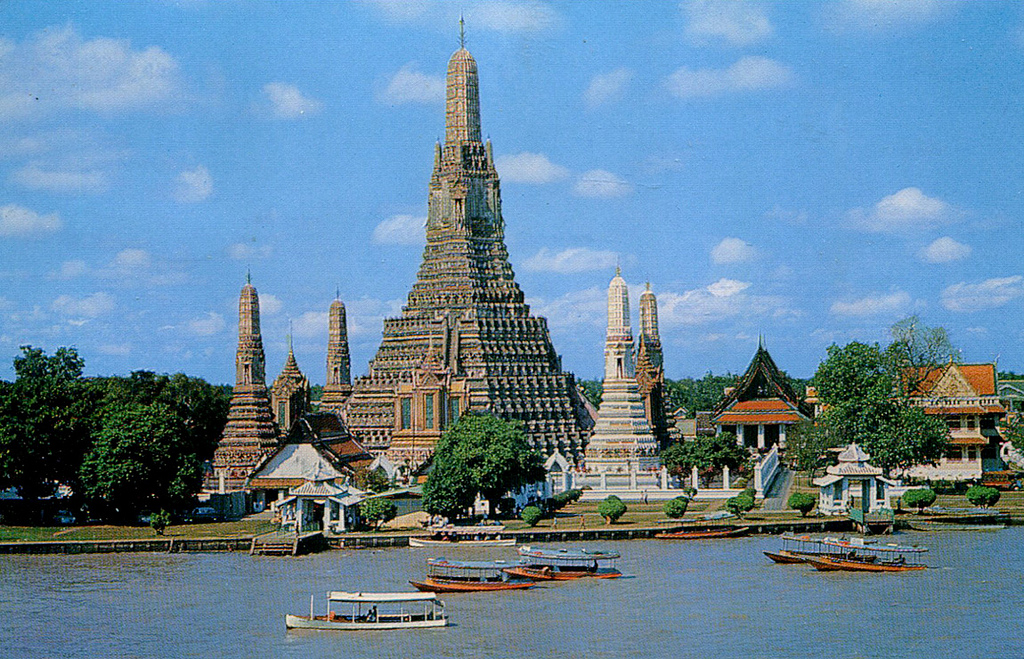 Bangkok, South East Asia, Travel, Travelling Book Junkie