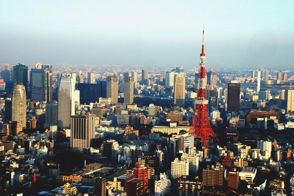 Tokyo, Japan, Travel, Travelling Book Junkie