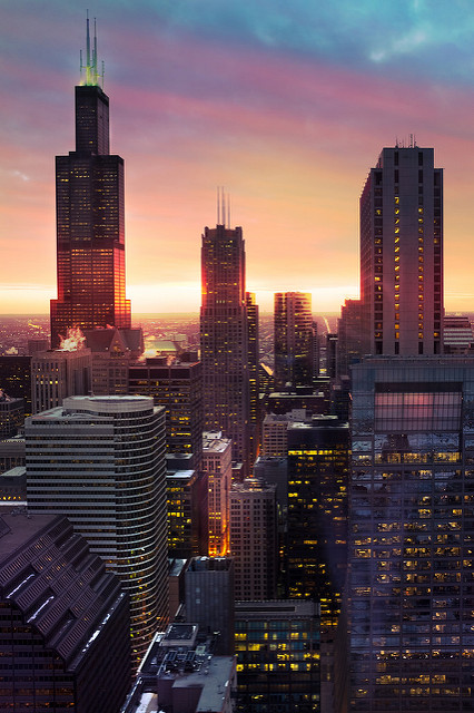 Willis Tower, Chicago, United States, Family Vacation, Holidays, travel, Travelling Book Junkie
