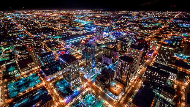 Downtown Phoenix, Arizona, United States, Travel, holidays, family vacation, Travelling Book Junkie