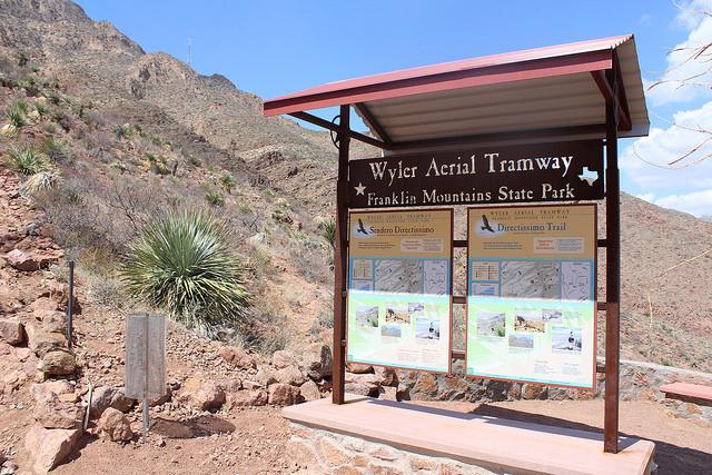 Wyler Aerial Tramway, El Paso, Texas, America, Travel, Travelling Book Junkie