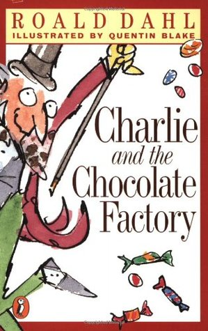 Charlie and the Chocolate Factory, Roald Dahl, Banned Books