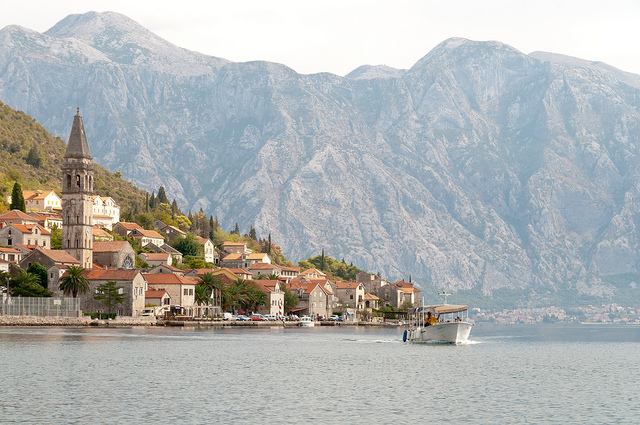 Bay of Kotor, Montenegro, Exotic Places,