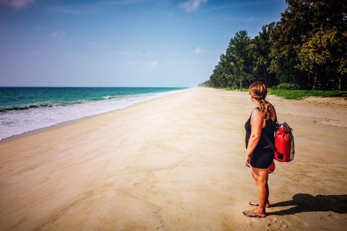 Thailand beach, reading on the beach, beach days