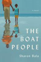 January 2018, The Boat People, Sri Lanka, Book
