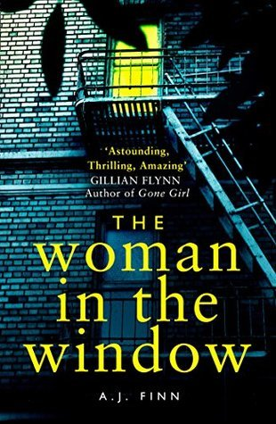 January 2018, The Woman in the Window, Thriller, Suspense